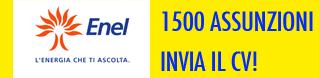 1.500 assunzioni in Enel