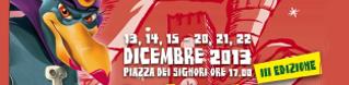 La leggenda di Natale: un tocco di magia nel centro di Treviso